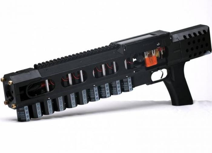 Электромагнитная винтовка GR-1 ANVIL (