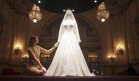 В Британии выставили свадебное платье Кейт Миддлтон. dress