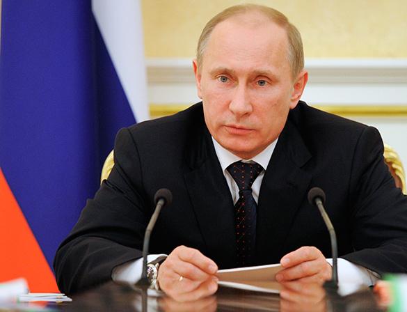 Владимир Путин: Киев пошел на преступление против собственного народа. Владимир Путин: Киев пошел на преступление против собственного народа.