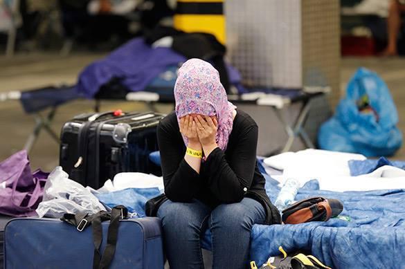 Штаты США отказываются принимать беженцев из Сирии
