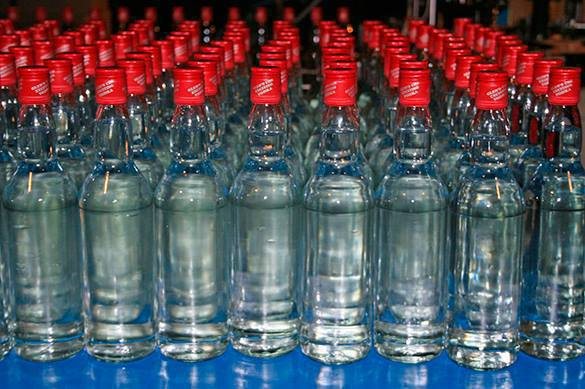 Водку в России будут делать по-новому