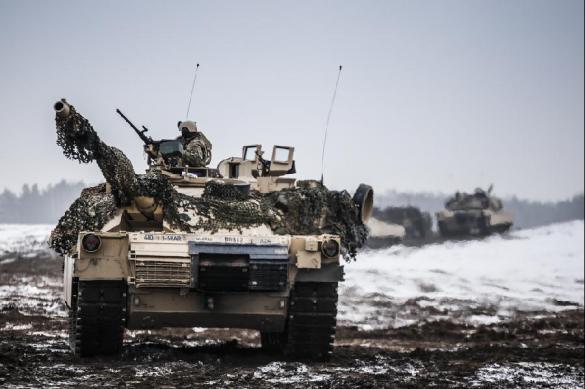 На Москву: Евросоюз проверит все дороги на проходимость для танков НАТО. На Москву: Евросоюз проверит все дороги на проходимость для танк