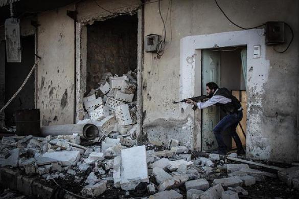 Боевики на юге Сирии сложили оружие. 389200.jpeg