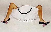 Джейкобс всегда отличался нетрадиционным подходом к съемкам