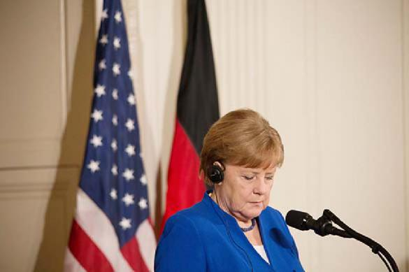 Меркель признала неспособность Европы противостоять США. 387201.jpeg