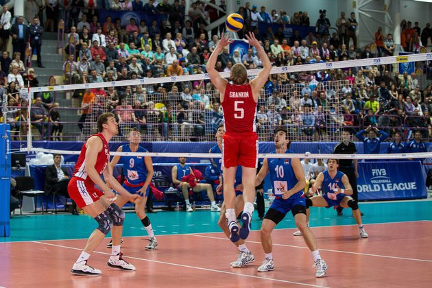 Сборная России по волейболу выиграла золото чемпионата Европы. Сборная России по волейболу выиграла золото чемпионата Европы