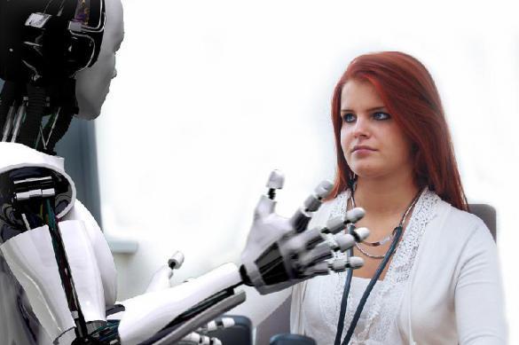 В Китае робот сдал экзамен на врача. В Китае робот сдал экзамен на врача