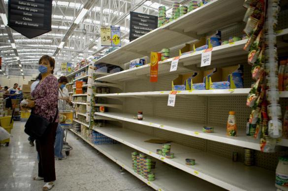 Британцы в шоке: из-за снегопадов опустели супермаркеты. 384202.jpeg