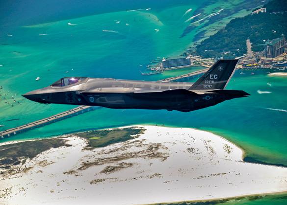 США поставят Израилю новые истребители F-35 - Джо Байден. F-35
