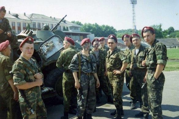 Волонтер рассказал об издевательствах над украинскими патриотами в Нацгвардии. 372203.jpeg
