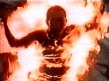 """""""Живой факел"""" в московском Митино. Зачем армянин сжег себя?"""