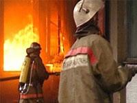 В Ленинградской области сгорели девять автобусов