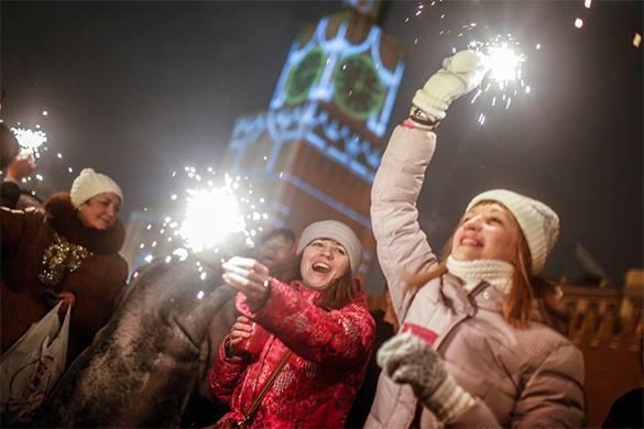 Россия оказалась в середине рейтинга ООН по счастью населения. 318204.jpeg