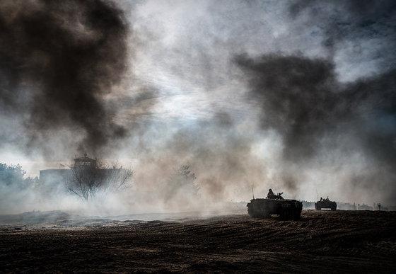 ВМС Украины начали учения посценарию «необъявленной войны»