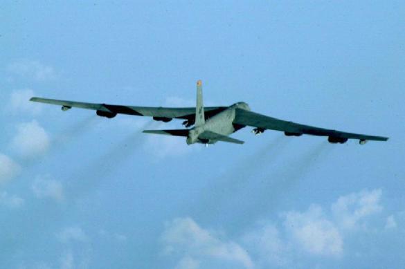 """США атаковали бойцов """"Вагнера"""" бомбардировщиками В-52. США атаковали бойцов Вагнера бомбардировщиками В-52"""