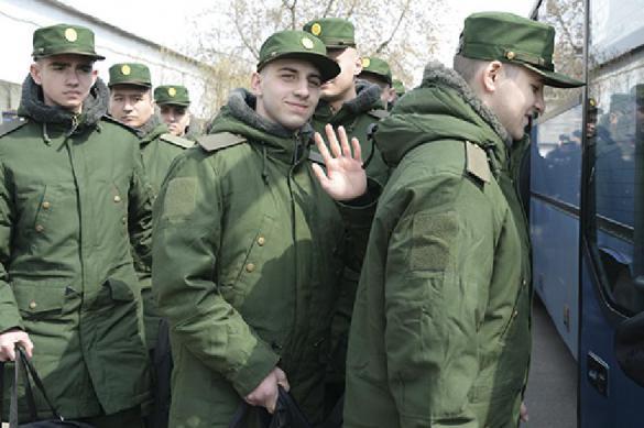 Российская армия весной примет в свои ряды 128 тыс. солдат. 385204.jpeg