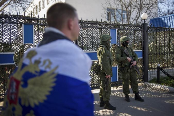 Более 70 украинских воинских частей подняли российские флаги. 290205.jpeg