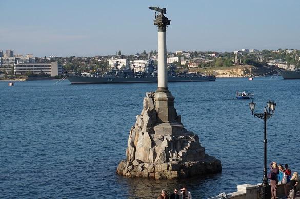 Десять дней в русском Крыму: солнце и счастье. Десять дней в русском Крыму1