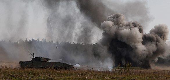 """НАТО продолжает """"пугать"""" Россию совместными учениями с Эстонией. 320205.jpeg"""