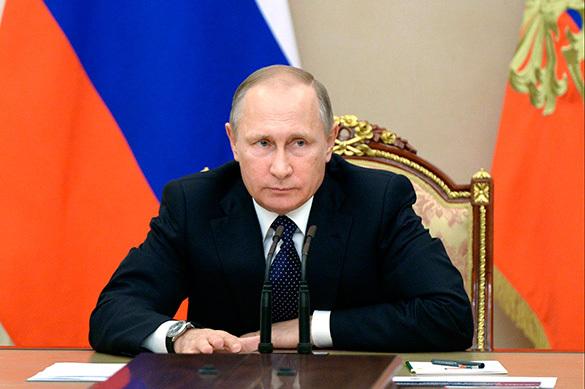 Путин выдвинул США ультиматум: Снять санкции, отменить список Ма