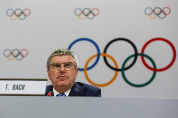 Стало известно, о чем говорил глава МОК с российскими спортсменами в Пхенчхане. Стало известно, о чем говорил глава МОК с российскими спортсмена