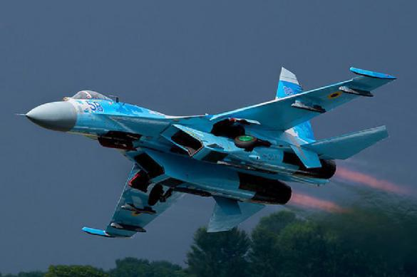 В интернете появилось видео перехвата самолета-разведчика США российским истребителем. 400205.jpeg