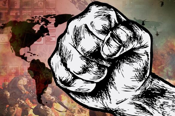 Опрос: большинство граждан России  считают свою страну влиятельным государством намировой арене