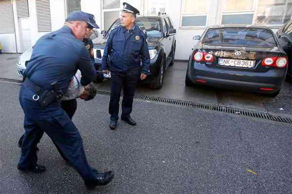Свидетель по делу о подготовке путча в Черногории отказался от п