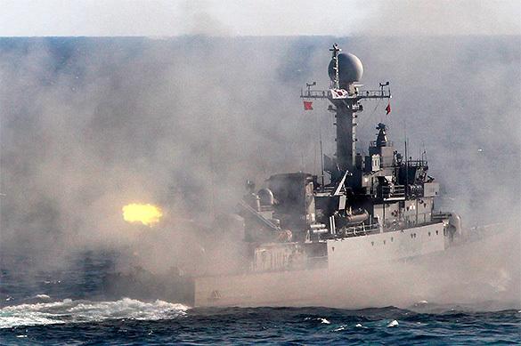 Южная Корея нанесла условный удар баллистическими ракетами рядом с КНДР. Южная Корея нанесла условный удар баллистическими ракетами рядом