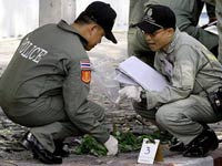 В Таиланде произошла серия взрывов