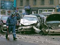 Крупное ДТП в Чертанове унесло жизни пяти человек
