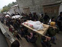 Израильские солдаты в Газе  использовали детей как живые щиты