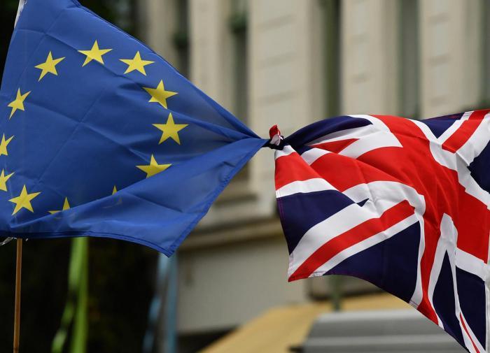 Британия Евросоюз