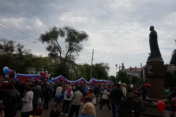 Десять дней в русском Крыму: солнце и счастье. Десять дней в русском Крыму4