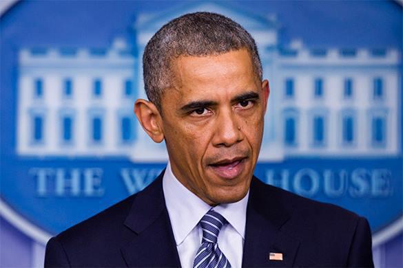 Обама отказался произносить слова