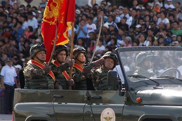 Киргизия не будет проводить парад 9 мая