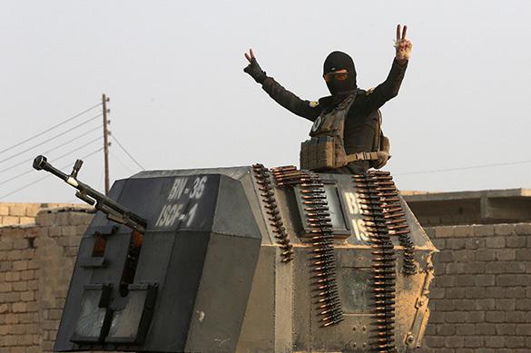 Иракская армия начала наступление на Мосул
