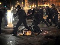 Очередные погромы в Париже, есть жертвы