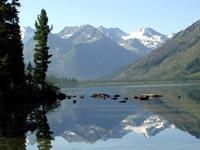 Алтайская горная вершина получила имя