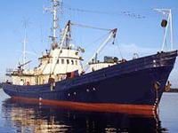 На Украине задержано российское судно
