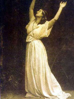 Айседора Дункан, жена Есенина, королева танца. 285209.jpeg
