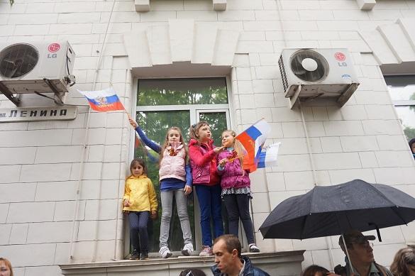 Десять дней в русском Крыму: солнце и счастье. Десять дней в русском Крыму5