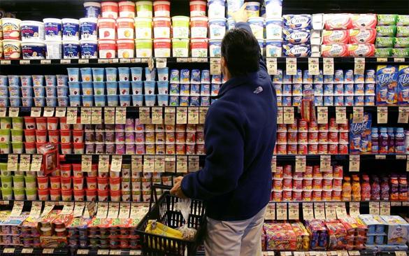 Супермаркеты - это реализаторы химреактивов