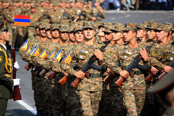 СМИ: Армения отказалась от участия в учениях НАТО. СМИ: Армения отказалась от участия в учениях НАТО