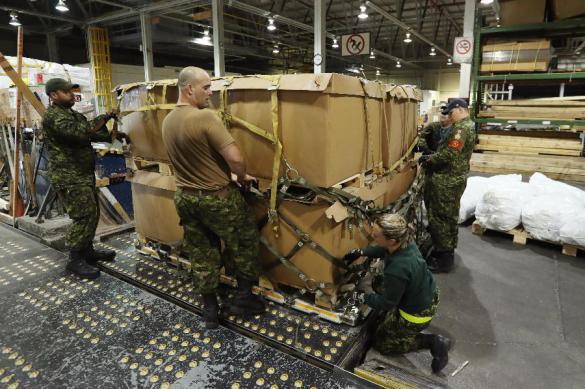 Канада поможет Украине оружием — но только за деньги. Канада поможет Украине оружием — но только за деньги