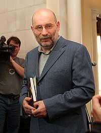 Борис Акунин родил Интернет-книгу