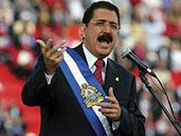 Президент Гондураса отправится обратно в Вашингтон
