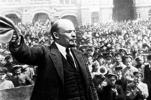 Инна Новикова: ко дню рождения Ленина надо забыть про вилы и лоп