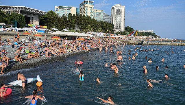 Сочи, Анапа и Геленджик вошли в тройку самых популярных мест у туристов. Сочи, Анапа и Геленджик вошли в тройку самых популярных мест у т