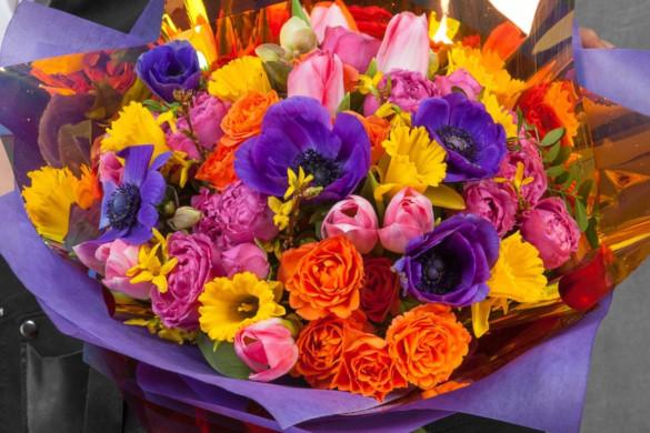 Дорога ложка к обеду, а цветы к 8 марта. 400210.jpeg